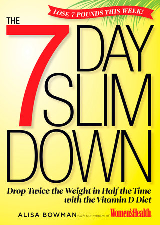 The 7-Day Slim Down by Alisa Bowman and Editors of Women's Health Maga