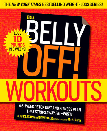 The Belly Off! Workouts by Jeff Csatari and David Jack