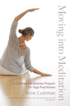Moving into Meditation by Anne Cushman