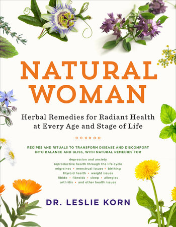 Natural Woman by Leslie Korn