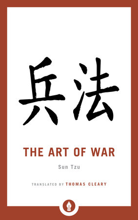 The Art of War by Sun-tzu,Sun Tzu,Sun Tzu,Thomas Cleary