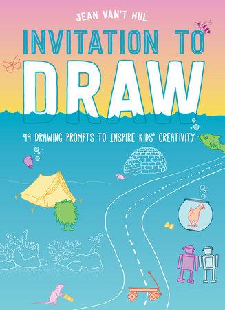 Invitation to Draw by Jean Van't Hul