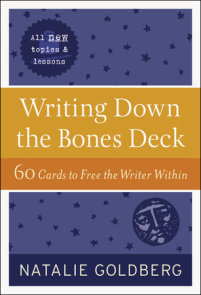 Writing Down the Bones Deck