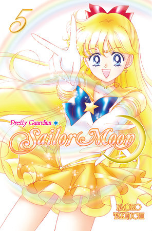 Sailor Moon 5 by Naoko Takeuchi