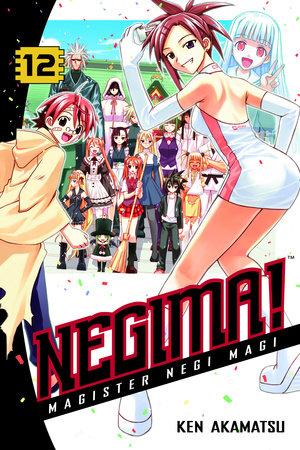 Negima! 12 by Ken Akamatsu