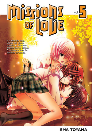 Missions of Love 5 by Ema Toyama
