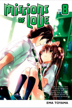 Missions of Love 8 by Ema Toyama