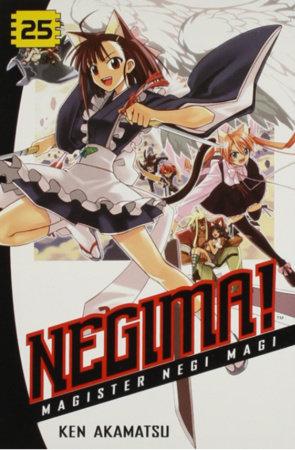 Negima! 25 by Ken Akamatsu