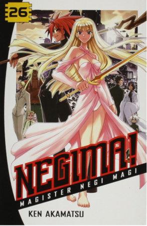 Negima! 26 by Ken Akamatsu