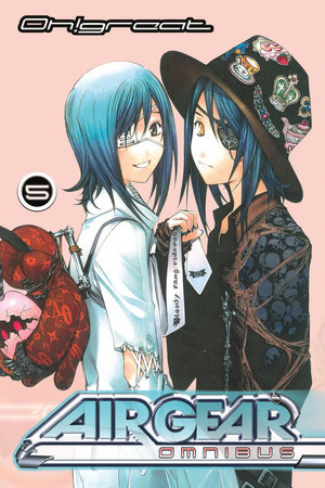 Air Gear Omnibus 5 by Oh!Great
