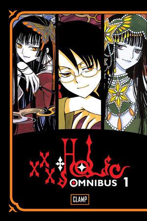 xxxHOLiC Omnibus 1 by CLAMP