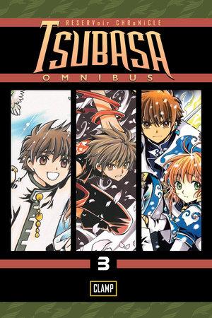 Tsubasa Omnibus 3 by CLAMP