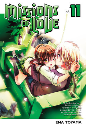 Missions of Love 11 by Ema Toyama
