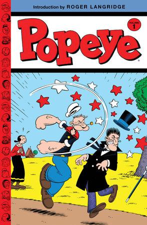 Popeye Volume 1 by Roger Langridge