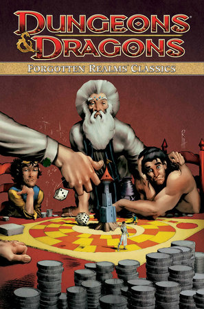 Dungeons & Dragons: Forgotten Realms Classics Volume 4 by Jeff Grubb |  PenguinRandomHouse com: Books