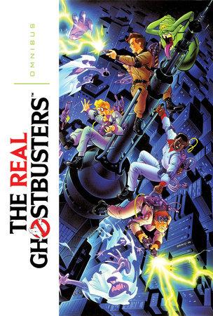 The Real Ghostbusters Omnibus Volume 1 by Evan Dorkin and James Van Hise
