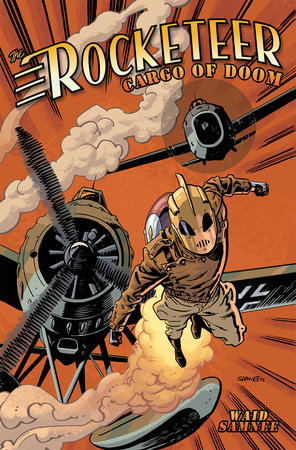 Rocketeer: Cargo of Doom by Mark Waid
