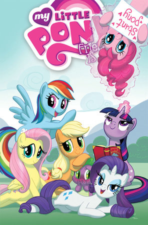 My Little Pony: Friendship is Magic Volume 2 by Heather Nuhfer