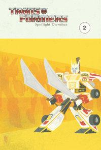 Transformers: Spotlight Omnibus Volume 2