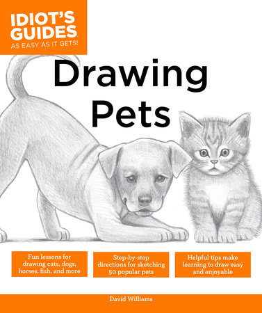 Drawing Pets by David Williams