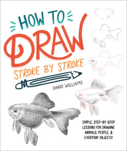 How to Draw Stroke-by-Stroke