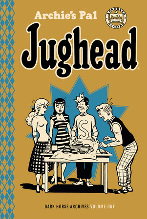 Archie's Pal Jughead Archives Volume 1 by Various