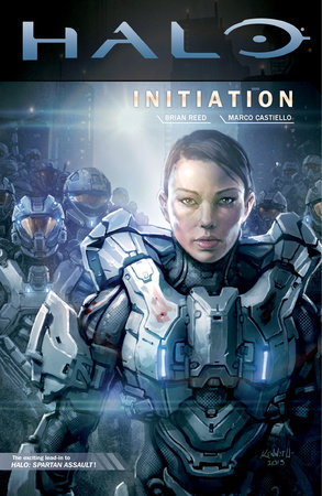 Halo: Initiation by Brian Reed
