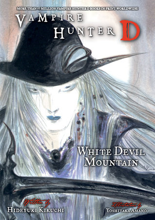 Vampire Hunter D Volume 22 by Hideyuki Kikuchi