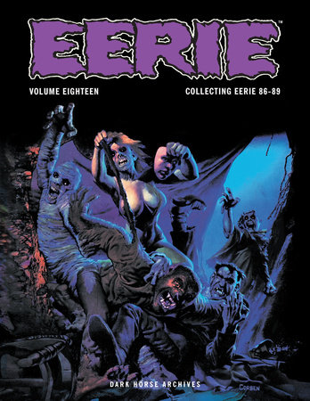 Eerie Archives Volume 18 by Various