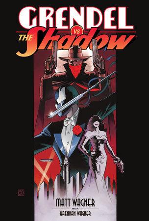 Grendel vs. The Shadow by Matt Wagner