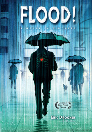 Flood!: A Novel in Pictures  (4th edition) by Eric Drooker