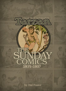 Edgar Rice Burroughs' Tarzan: The Sunday Comics Volume 3 - 1935-1937