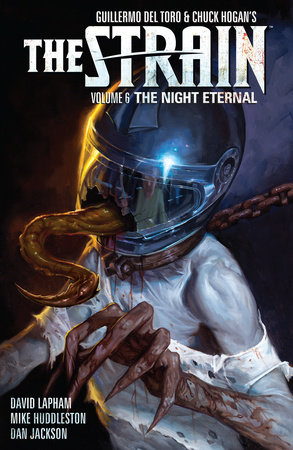 The Strain Volume 6: The Night Eternal by David Lapham