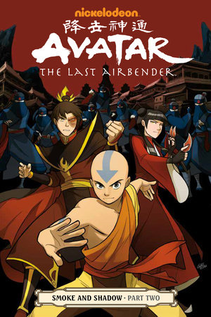Avatar: The Last Airbender - Smoke and Shadow Part Two by Gene Yang