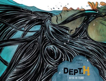 Dept. H Volume 2: After the Flood by Written and Illustrated by Matt Kindt. Colorist Sharlene Kindt.