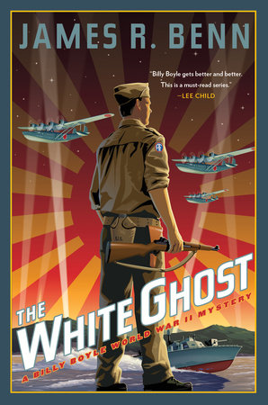 The White Ghost by James R. Benn