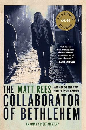 The Collaborator of Bethlehem by Matt Rees