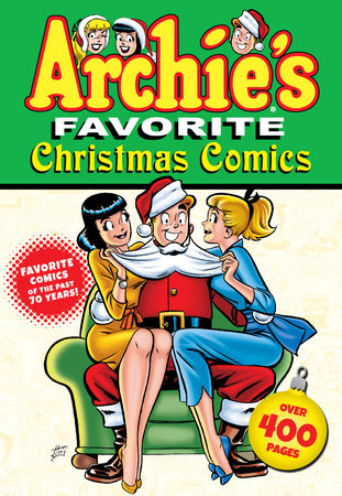 Archie's Favorite Christmas Comics by Archie Superstars