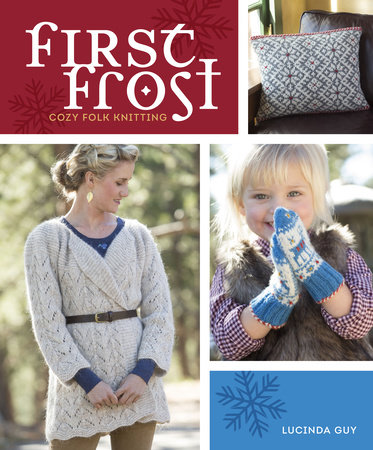 First Frost by Lucinda Guy