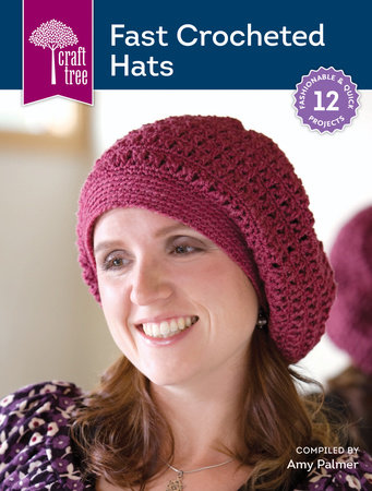 Craft Tree Fast Crocheted Hats by