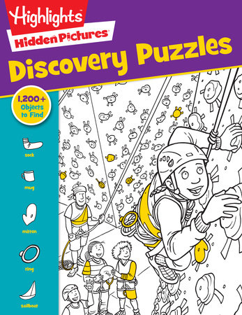 Discovery Puzzles by Highlights