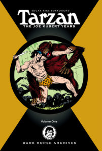 Tarzan Archives: The Joe Kubert Years Volume 1