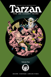 Tarzan Archives: The Joe Kubert Years Volume 2