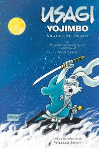Usagi Yojimbo Volume 8: Shades of Death