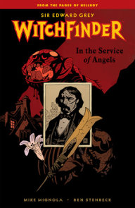 Witchfinder Volume 1: In the Service of Angels