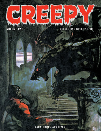 Creepy Archives  Volume 2 by Archie Goodwin, Various Artists