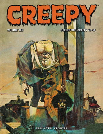 Creepy Archives Volume 10
