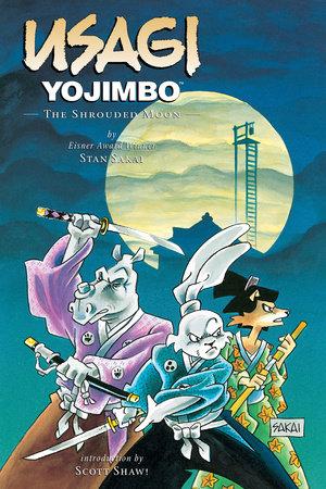 Usagi Yojimbo Volume 16 - The Shrouded Moon by Stan Sakai