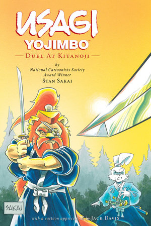 Usagi Yojimbo Volume 17: Duel at Kitanoji