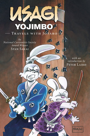 Usagi Yojimbo Volume 18: Travels with Jotaro